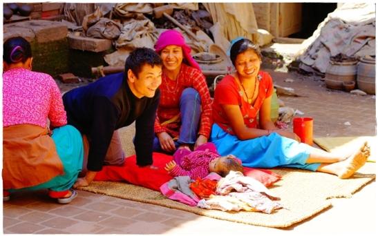 Namaste ! NEPAL # 3 [Bhaktapur]