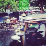 BICYCLOVE SHARE (PHOTOS WITH IPAD) # MAY 17-31, 2014